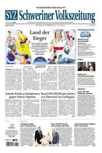 Schweriner Volkszeitung Hagenower Kreisblatt - 23. Dezember 2019