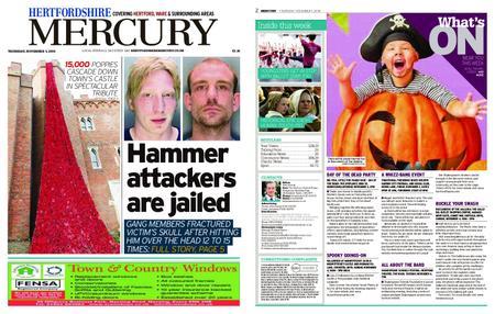 Hertfordshire Mercury – November 01, 2018