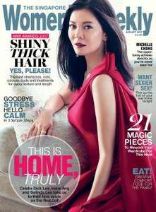 Singapore Women's Weekly - August 2017