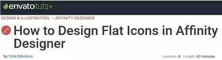 Tutsplus - How to Design Flat Icons in Affinity Designer