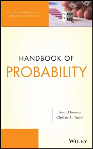 Handbook of Probability (Repost)