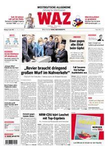 WAZ Westdeutsche Allgemeine Zeitung Oberhausen-Sterkrade - 11. Juni 2018