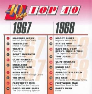 40 Jaar Top 40  1967-1968