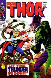 The Mighty Thor v1 146