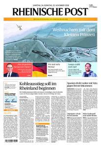Rheinische Post – 24. November 2018