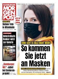 Hamburger Morgenpost – 15. April 2020