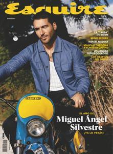Esquire México - marzo 2021