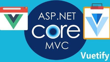 Desarrolla sistemas Web en ASP Net Core, SQL Server y Vuejs