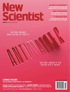 New Scientist - February 29, 2020