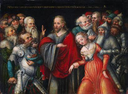 The Art of Lucas Cranach the Younger