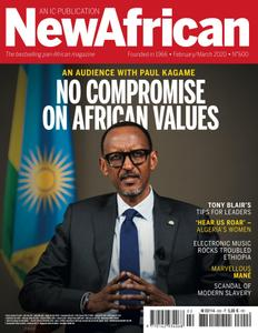 New African - February March 2020