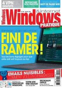 Windows & Internet Pratique - Juillet 2021