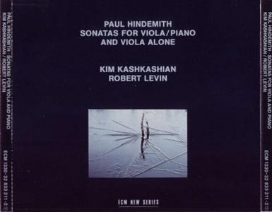 Paul Hindemith Sonatas