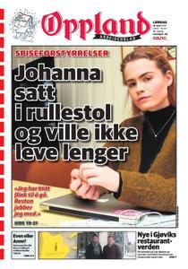 Oppland Arbeiderblad – 16. mars 2019