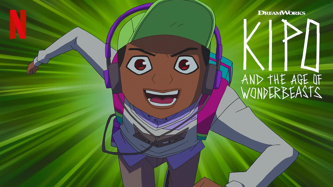 Kipo and the Age of Wonderbeasts S01