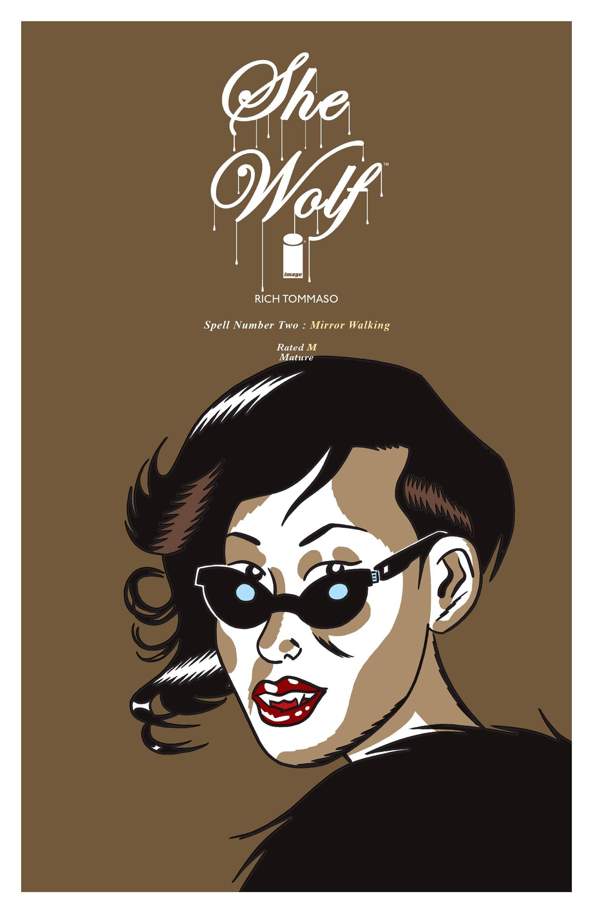 She Wolf 002 2016 Digital Zone-Empire