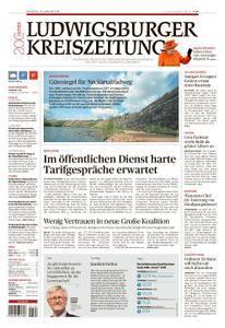 Ludwigsburger Kreiszeitung - 16. Januar 2018