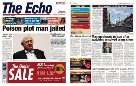Evening Echo – November 14, 2019