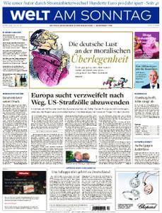 Welt am Sonntag Berlin - 29. April 2018