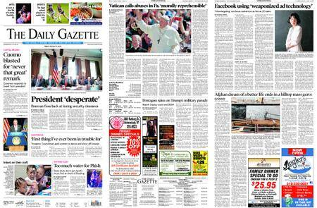 The Daily Gazette – August 17, 2018