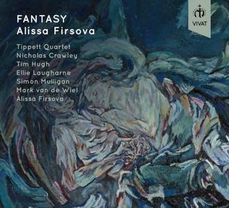 Alissa Firsova - Fantasy (2018)