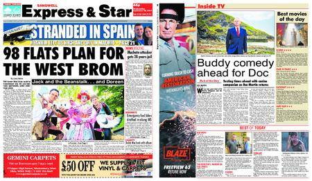 Express and Star Sandwell Edition – September 20, 2017