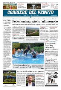 Corriere del Veneto Vicenza e Bassano – 02 agosto 2019