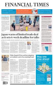 Financial Times UK - June 23, 2020