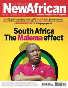 New African - November 2011