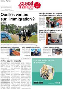 Ouest-France Édition France – 07 octobre 2019