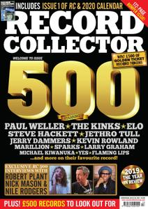 Record Collector – January 2020