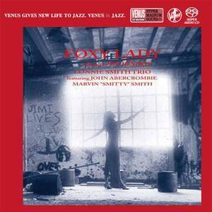 The Lonnie Smith Trio - Foxy Lady: Tribute To Jimi Hendrix (1994) [Japan 2017] SACD ISO + Hi-Res FLAC