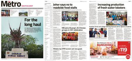 The Star Malaysia - Metro South & East – 19 March 2018