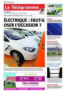 Le Télégramme Quimper – 18 mai 2019