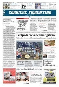Corriere Fiorentino La Toscana - 28 Dicembre 2017