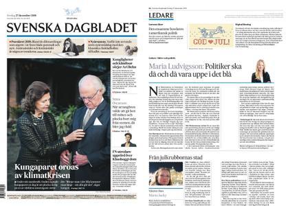 Svenska Dagbladet – 27 december 2019