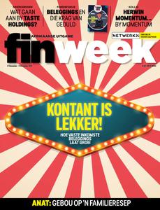 Finweek Afrikaans Edition - November 21, 2019
