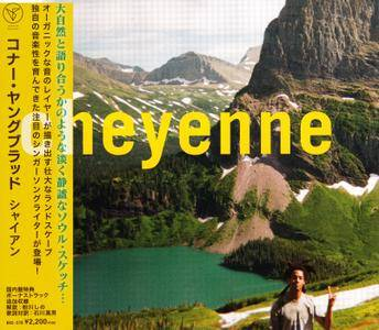 Conner Youngblood - Cheyenne (2018) Japanese Release