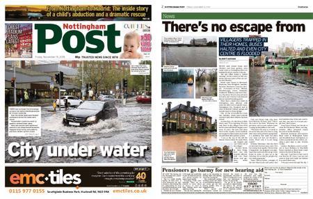 Nottingham Post – November 15, 2019