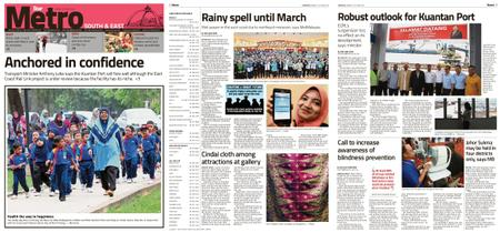 The Star Malaysia - Metro South & East – 15 October 2018