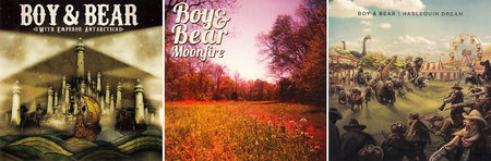 Boy & Bear - Albums Collection 2010-2013 (3CD) [Re-Up]