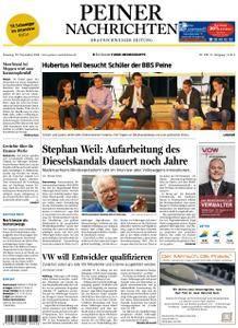 Peiner Nachrichten - 22. September 2018
