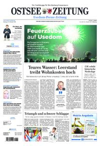 Ostsee Zeitung Wolgast - 15. Oktober 2018