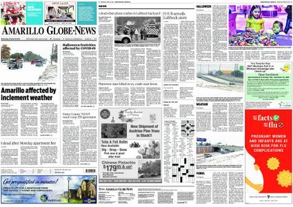 Amarillo Globe News – October 28, 2020