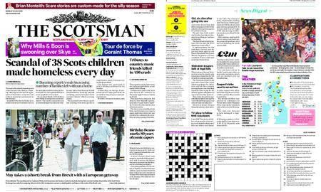 The Scotsman – July 30, 2018