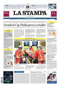 La Stampa Torino Provincia e Canavese - 26 Settembre 2020