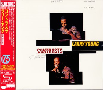 Larry Young - Contrasts (1967) {2014 Japan SHM-CD Blue Note 24-192 Remaster}
