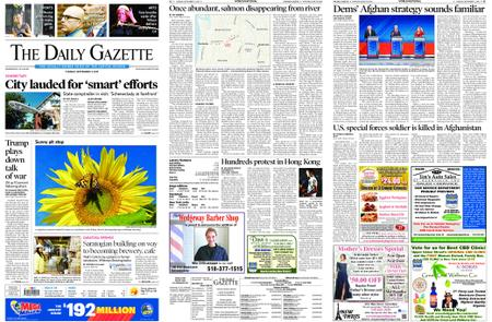 The Daily Gazette – September 17, 2019