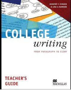 College Writing: Teacher's Book (repost)