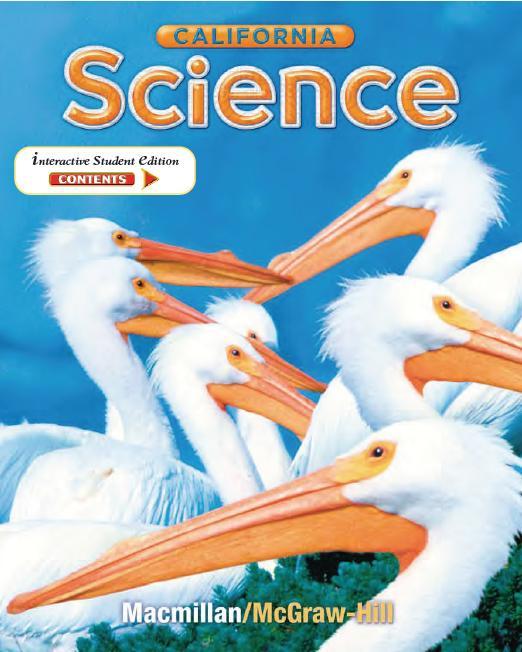 California Science: Grade 4 (Student Edition)
